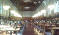 Large, Quiet Library