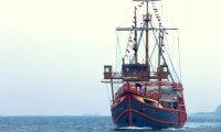 Quiet Ship on the Quiet Sea