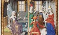 Medieval women's solar