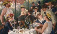 Tea Party in the Antebellum South