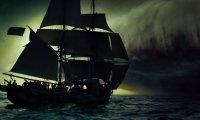Sleeping on ship, Ocean Storm