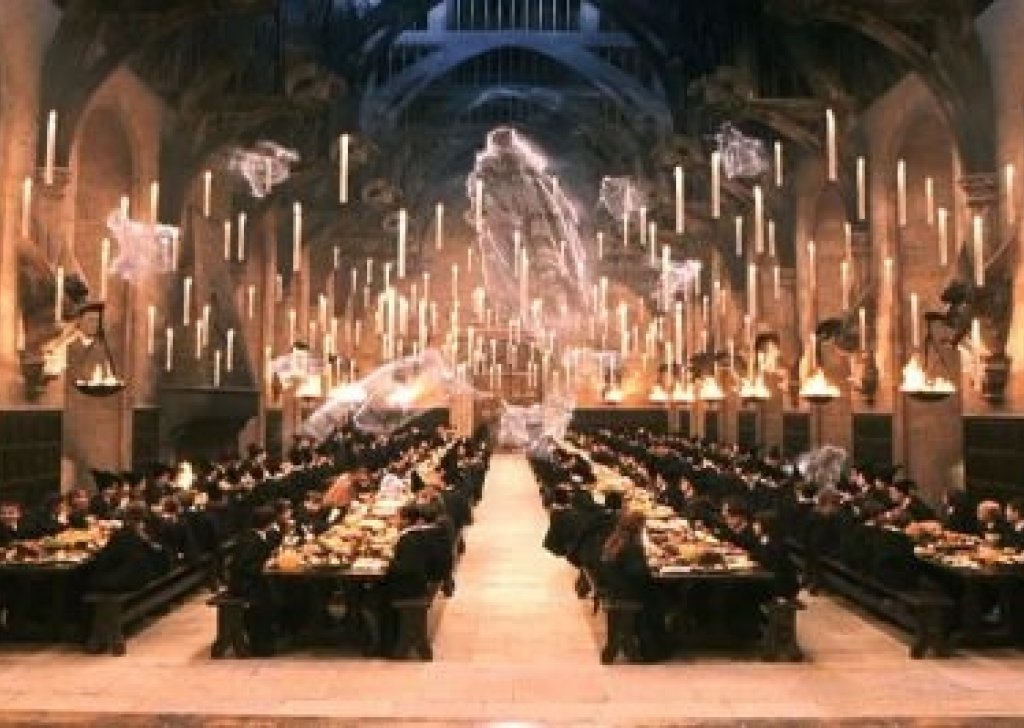 hogwarts castle great hall - photo #27