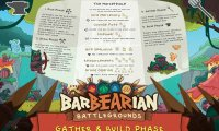 BarBEARian-Battlegrounds Gather & Build Phase