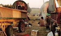 General impression of a Romani Camp