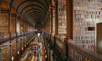 Large Old Library sounds