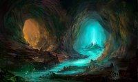 D&D Cavern