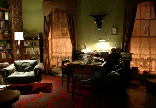 A Rainy Day At 221b Baker Street Audio Atmosphere