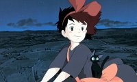 Kiki's Delivery Service Flying Ambience