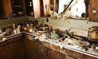 Pirate ship kitchen
