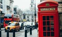 Listening to London city around you.