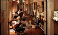 Consuelo's evening salon