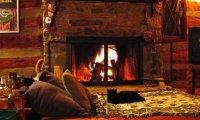 Autumn Fireside