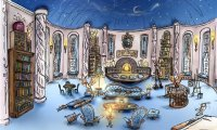 http://www.ambient-mixer.comRavenclaw Dormitory