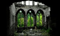 https://www.ambient-mixer.comChapel in a Medieval Forest