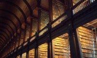 Studying at Hogwarts During a Rainstorm