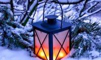 Cozy Winter Evening