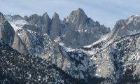Rocky or mountainous areas