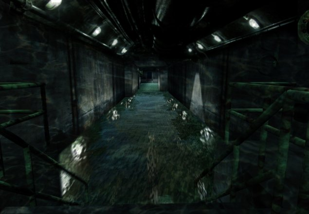 Dark ambience in the sewers of the city audio atmosphere Home Construction Background