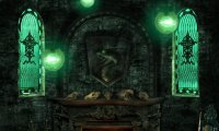 Slytherin Commonroom