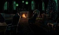 Slytherin's Den.