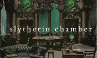 relax in slytherin chamber after long day