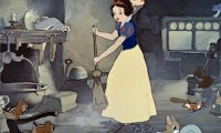 http://www.ambient-mixer.comSnow White cleaning the cottage