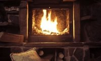 http://www.ambient-mixer.comWinter evening by the fireplace