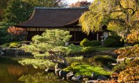 http://www.ambient-mixer.comJapanese Garden and Tea House