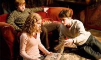 In the dorms at Hogwarts