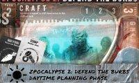 Zpocalypse 2: Defend the Burbs (Daytime)