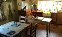 Country Morning Kitchen