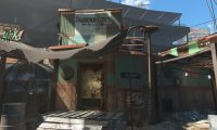 Fo4 An Afternoon in Diamond City