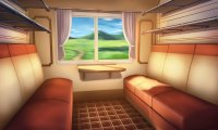 Asagao Academy: Train Ride