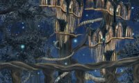 Lothlórien or Lórien is the fairest realm of the Elves remaining in Middle-earth.