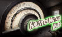 Haunted Vintage Radio