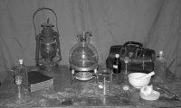 Doctor Seward's office at his sanitorium