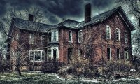 Haunted House: Kitchen