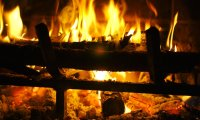 http://www.ambient-mixer.comCold night, by the fire