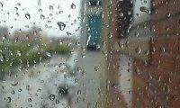 Raining while studing