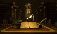 http://www.ambient-mixer.comStudying in Hogwarts Library