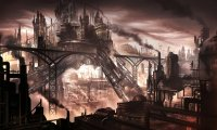 Steampunk Eveland City
