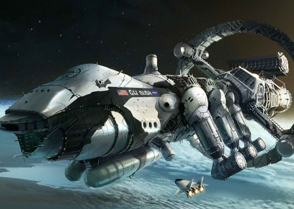 interstellar spacecraft design - photo #22
