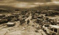 Mid-Apocalyptic Wasteland