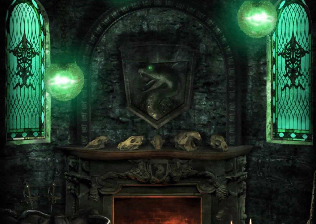 Slytherin Common Room Audio Atmosphere