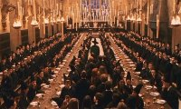Lunch in the Great Hall