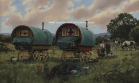 http://www.ambient-mixer.comRavenloft Gypsy Camp