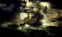Old Ghost Ship