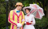 Mary Poppins inspired Jolly Holiday