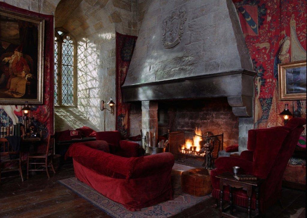 Gryffindor Common Room Edit Audio Atmosphere