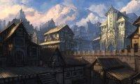 Village Daytime